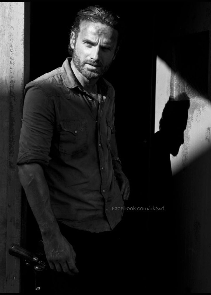 rick grimes the walking dead pinterest. Black Bedroom Furniture Sets. Home Design Ideas