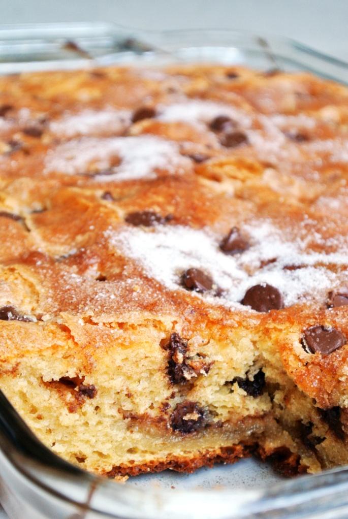 Yogurt Coffee Cake | Stuff to Try | Pinterest