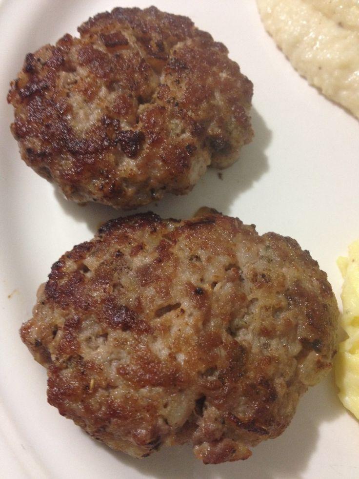 American Breakfast Sausage | Breakfast Food | Pinterest