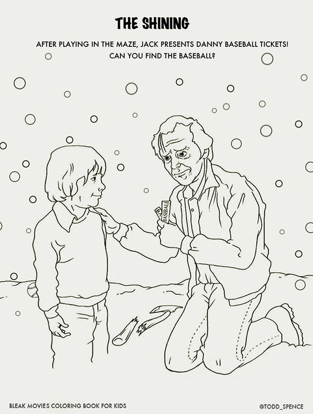 coloring pages for igore movie - photo#5
