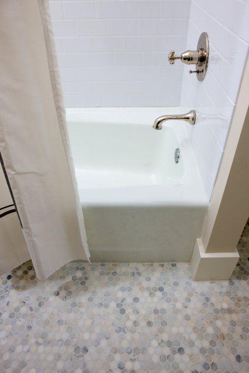 Hexagon Floor Tile Kid 39 S Bathroom Ideas Pinterest