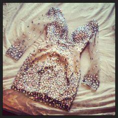 nude sparkles