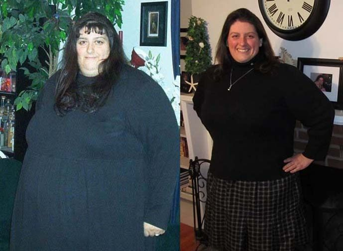 Atkins diet, before and after | Low carb here I am ...