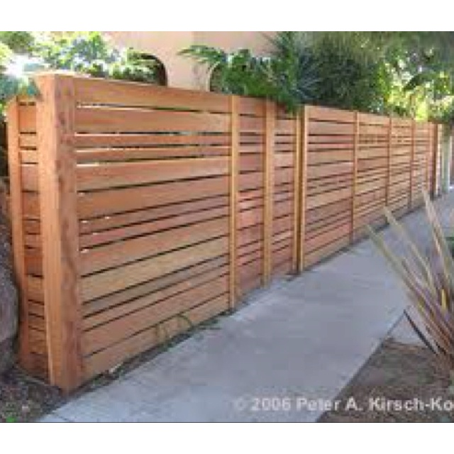 Cool fence california living pinterest for Cool fences