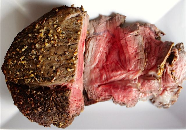 Perfect roast beef | Good Eats - Beef & Sausage | Pinterest