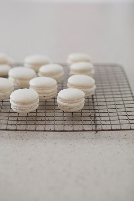 How to Make Macarons, step-by-step by annies eats, using Bouchon ...