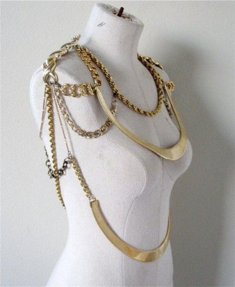 Amazing jewelry by Deconstructed Design