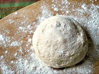 Jim Lahey's No-Knead Pizza Dough | Recipe