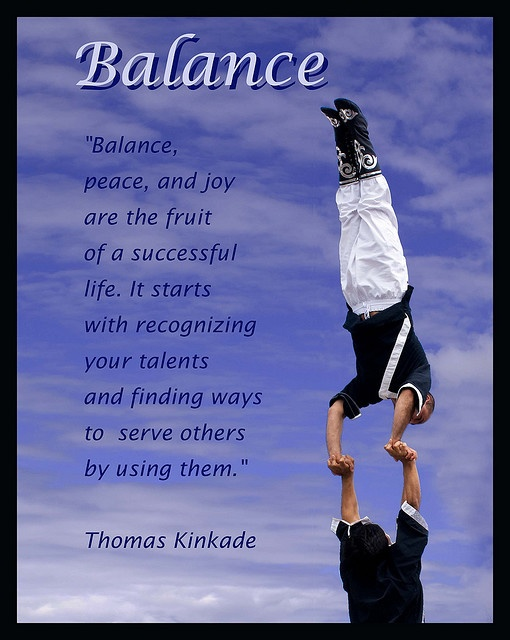 zen quotes on balance - photo #5