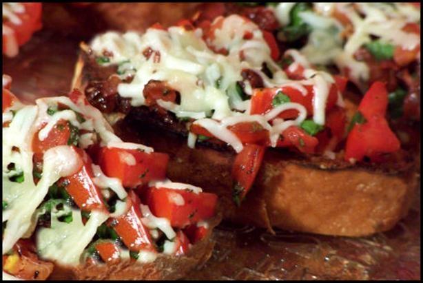 Double Tomato Bruschetta | Recipe
