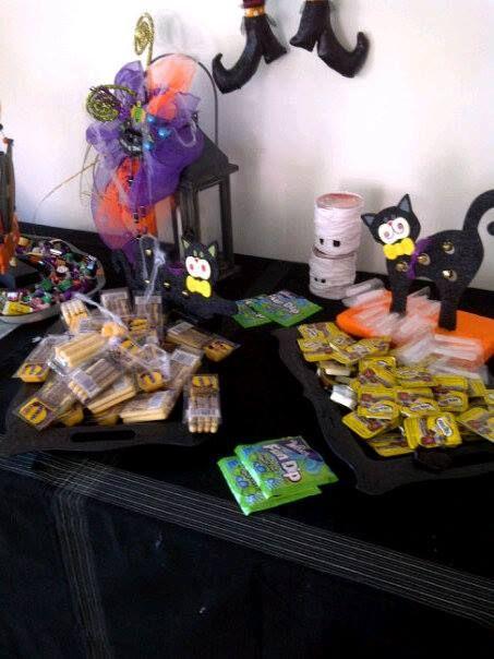 Decoracion De Halloween ~ Mi decoraci?n fiesta de halloween  Fiestas  Pinterest