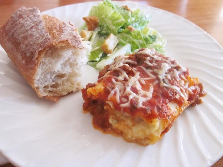 Manicotti Italian Casserole Recipe — Dishmaps