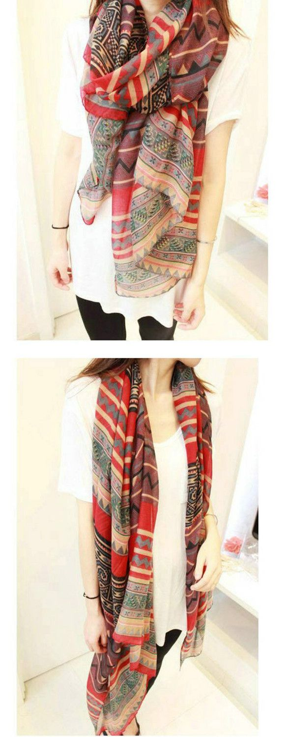 i want this scarf