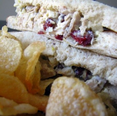 Cranberry Walnut Chicken Salad | Tasty Kitchen: A Happy Recipe ...