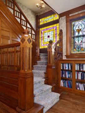 Victorian Traditional Staircase