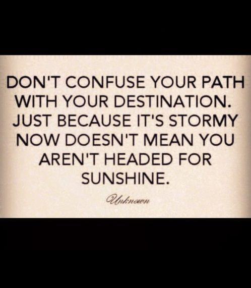your destination