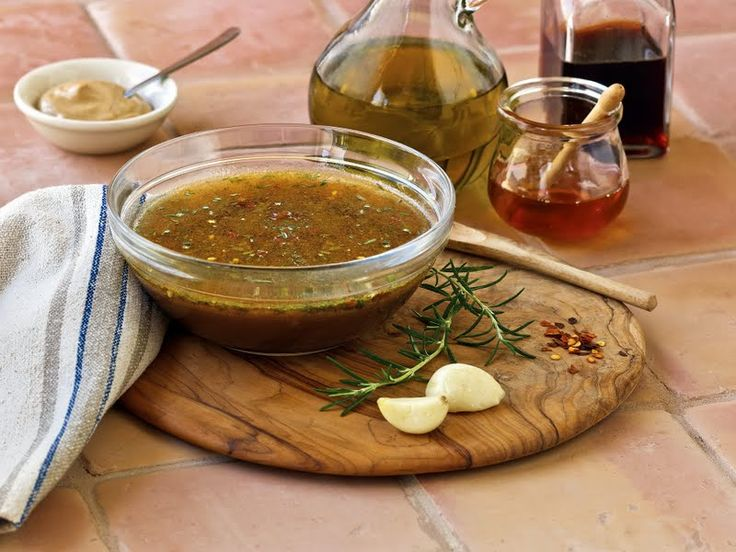 "Sweet Balsamic Rosemary Marinade & Sauce - ""Save half of this recipe..."