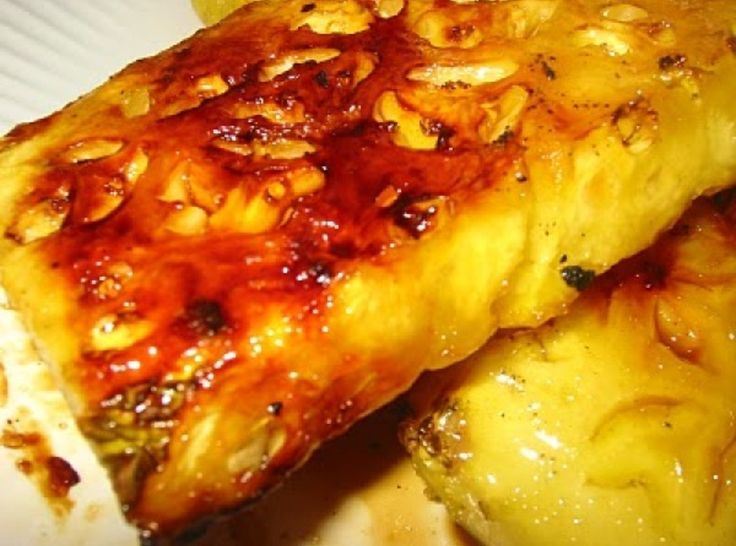 Tucanos Grilled Pineapple! YUM! it turned out almost too sweet for me ...