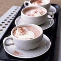 Vegan Creamy Hot Mocha Recipe. Afternoon snack with mini marshmallows ...