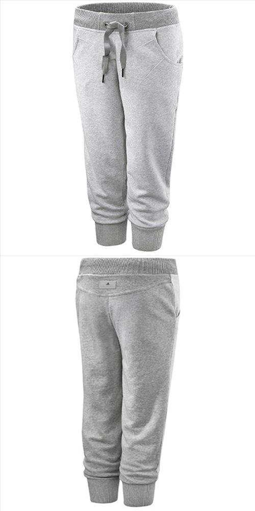 Model YONEX 67024 WOMEN Three Quarter Length Knit Warm Up Pants  Badminton
