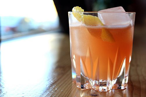 Yuzu Sour 1 | delightful | Pinterest
