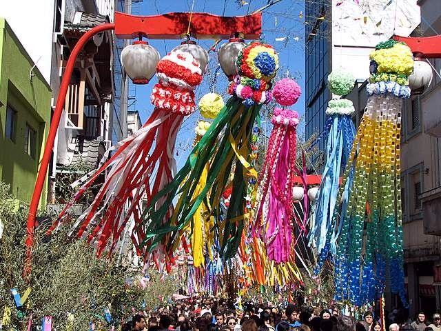 festival tanabata matsuri florianopolis