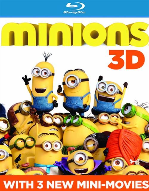 Minions (2015) 720p BluRay x264 [Dual-Audio][English DD 5.1 + Hindi DD 5.1] - Mafiaking - M2Tv