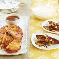 Grilled Pineapple & Bananas 40 mins, Total Time: 40 mins, Ingredients ...