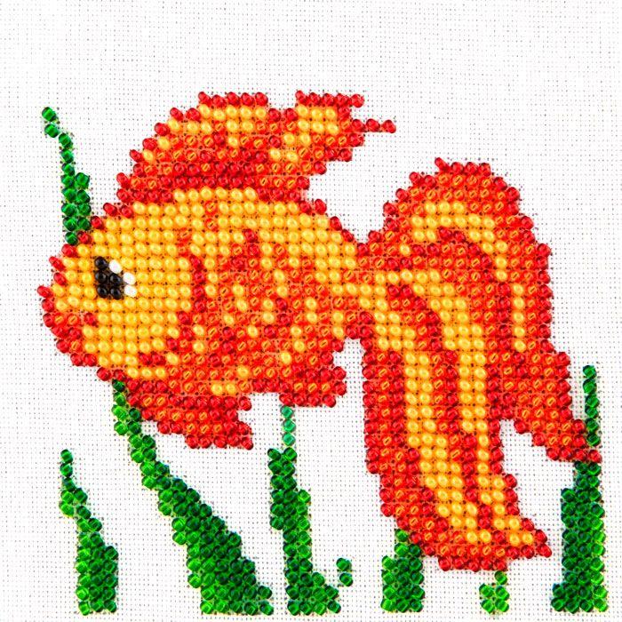 Схемы плетения пайетками