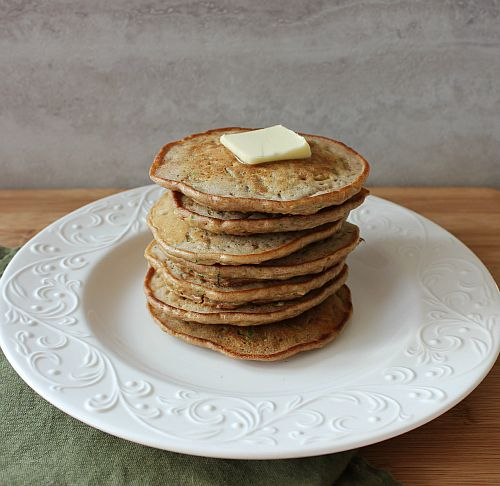 love, laurie: zucchini bread pancakes | Smack My Lips & Call Me Yummy ...