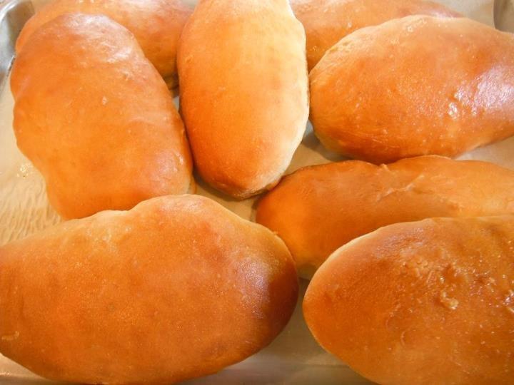 Homemade Sandwich Rolls   Looks Yummy   Pinterest