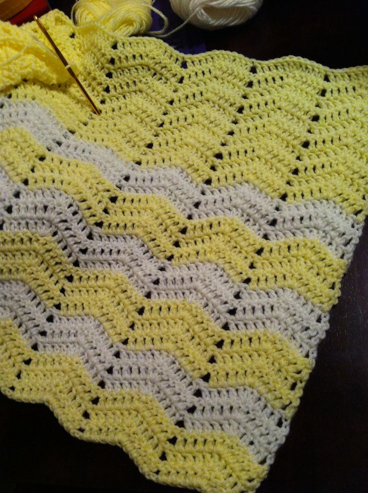 Crochet Stitches Chevron : Chevron crochet stitch Knitting and crocheting Pinterest