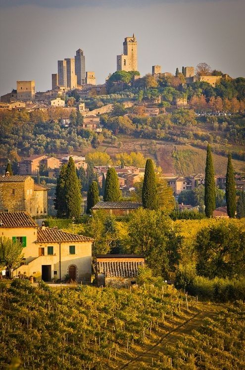 san gimignano tuscany italy wanderlust europe. Black Bedroom Furniture Sets. Home Design Ideas