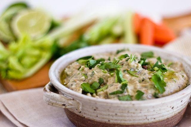 Baba Ghanouj | Recipe