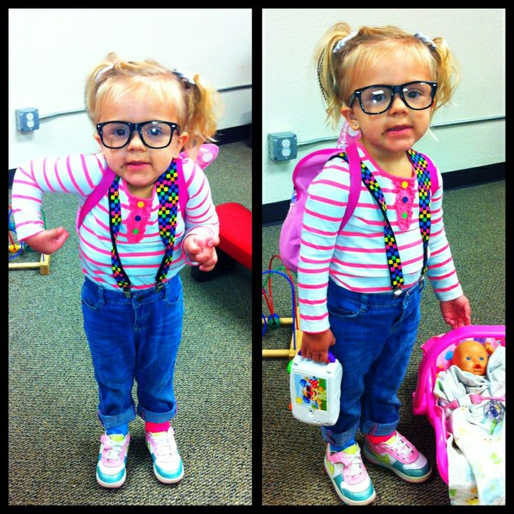 nerd costume toddler nerd party pinterest