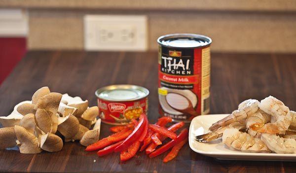 10 minute Shrimp Curry   Recipe