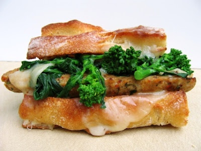 broccoli rabe with caramelized onions broccoli rabe with balsamic ...
