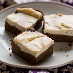 Gluten-free Cheesecake Brownies | Gluten free foods | Pinterest