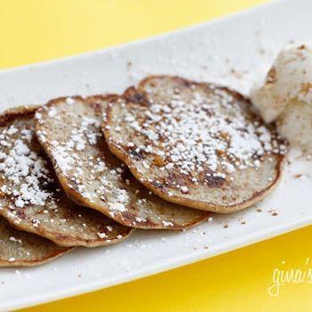 Low Fat Banana Fritters | Breakfast | Pinterest