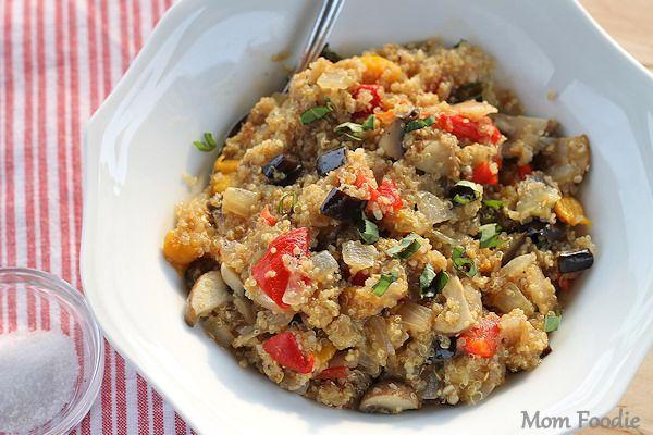 Quinoa Risotto | Recipe