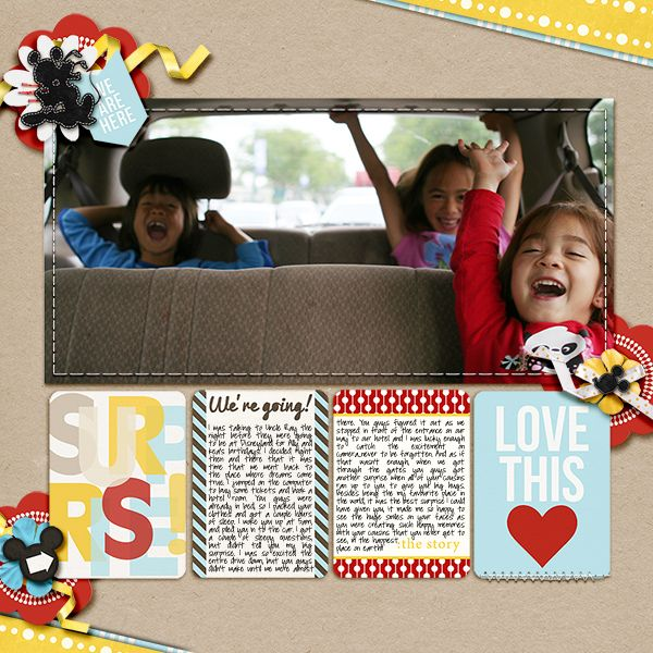 Journal Card Layout 05