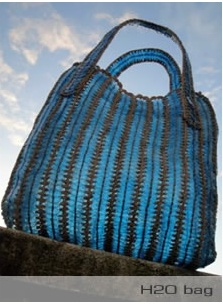 Recycled plastic bottles bag   Recicle   Pinterest