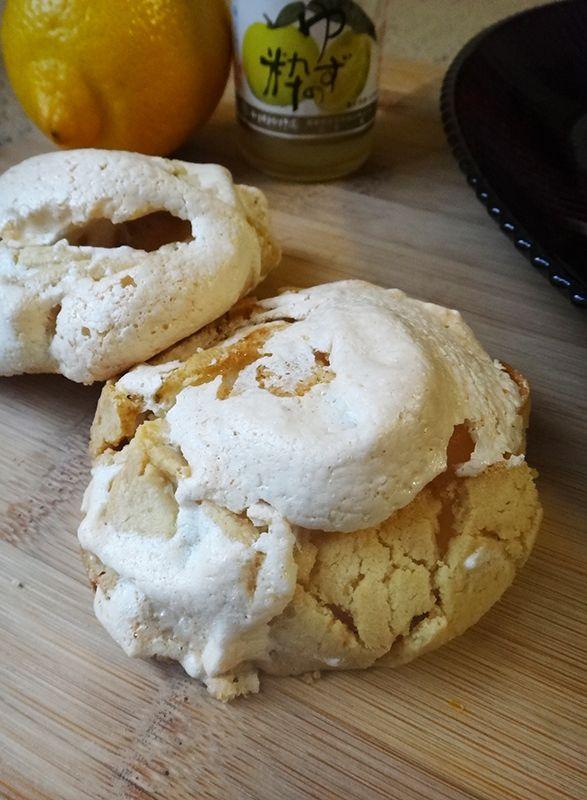 Lemon Meringue Cookies | Cookies | Pinterest