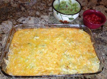 Green Chile Tortilla Bake Recipes — Dishmaps