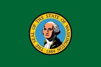state of washington flag