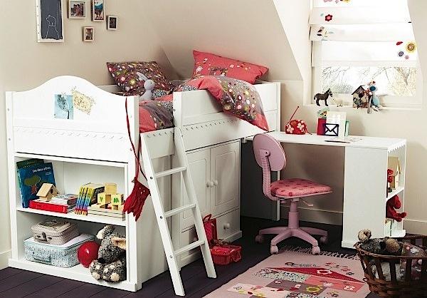 10 desain kamar tidur anak perempuan home bedroom