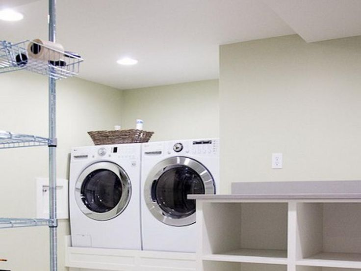 Calm paint color laundry room for the home pinterest - Paint colors for laundry room ...
