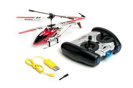 World Tech Toys Phantom S107 Gyro RC Helicopter    Retail Price: $59.99  Yugster Price  $21.97