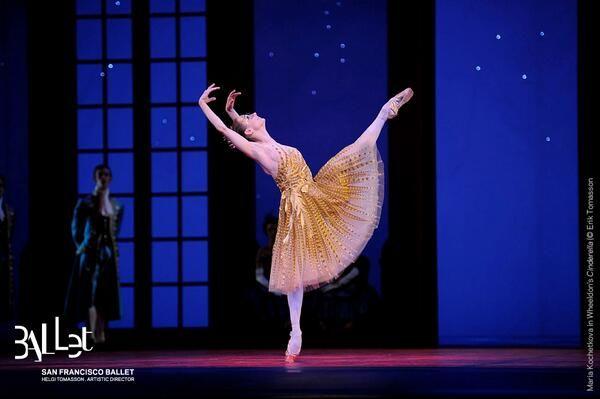 San Francisco ballet Cinderella  に対する画像結果