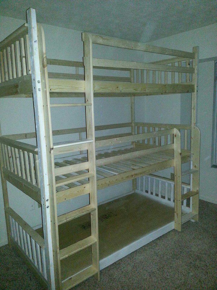 Plans For Triple Bunk Beds